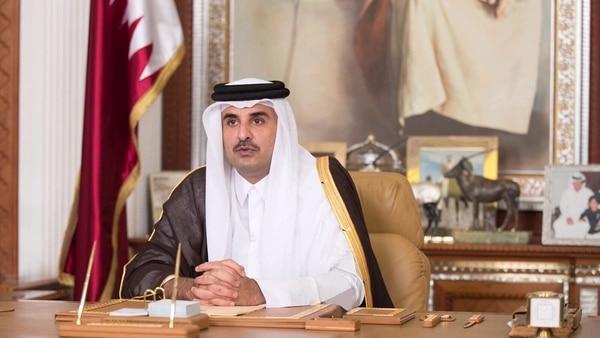 El Emir de Qatar Sheikh Tamim bin Hamad al-Thani (REUTERS)