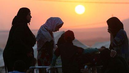 En algunos países, como Irak, no hubo ni una sola medida en relación a la pandemia con perspectiva de género. AFP