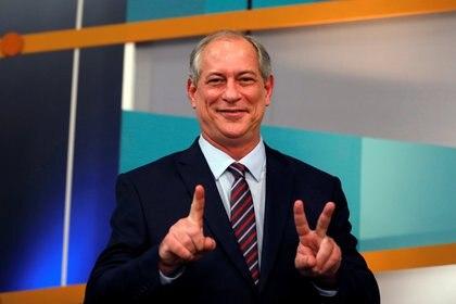 El laborista Ciro Gomes (REUTERS/Nacho Doce)