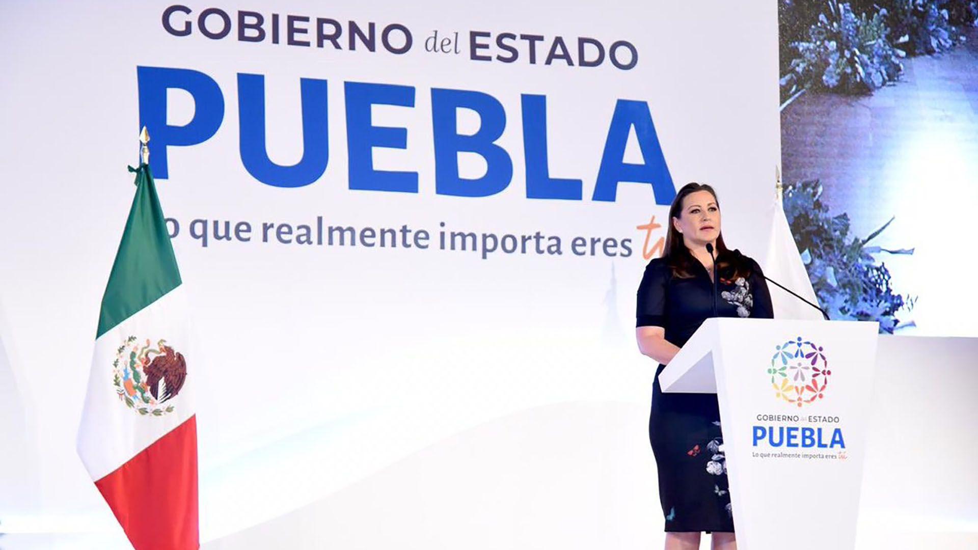 Martha Erika Alonso fue la ganadora de las elecciones en el 2018 (@MarthaErikaA)