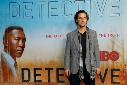 """La estrella de """"True Detective"""" comenzó a estudiar derecho en Universidad de Texas pero se pasó a dirección cinematográfica, y así cambió su destino. (REUTERS/Mario Anzuoni)"""