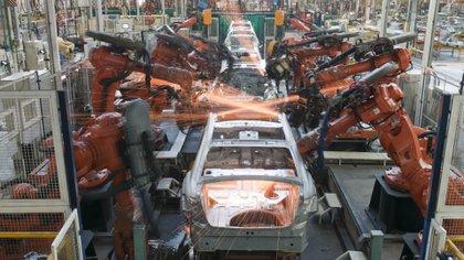La industria argentina retrocedió a niveles de producción de 2007.
