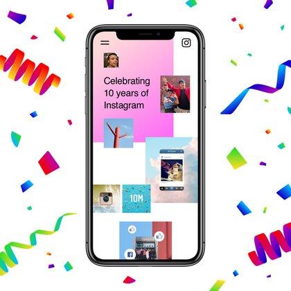 Instagram celebra sus 10 años