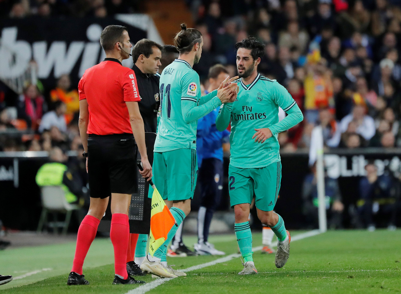 Isco y Bale tampoco contarían con minutos en la próxima temporada con Carlo Ancelotti al mando (Reuters)