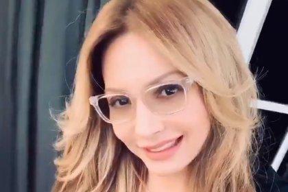 La actriz mexicana aseguró que el nuevo coronavirus fue creado por las farmacéuticas para controlar al mundo