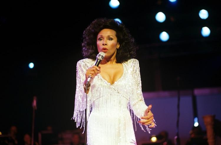 Diahann Carroll en 1985