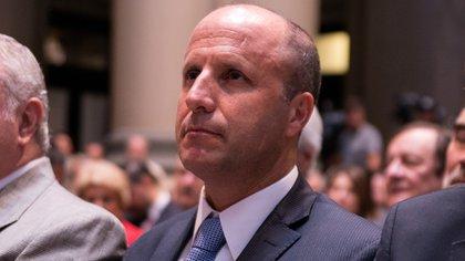 El juez Mariano Borinsky