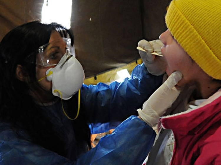 La Gripe A afectó a la Argentina hace 10 años