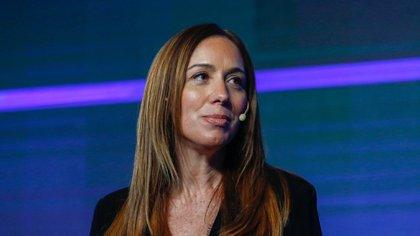 La ex mandataria bonaerense motoriza una autocrítica profunda en Juntos por el Cambio (Christian Heit)