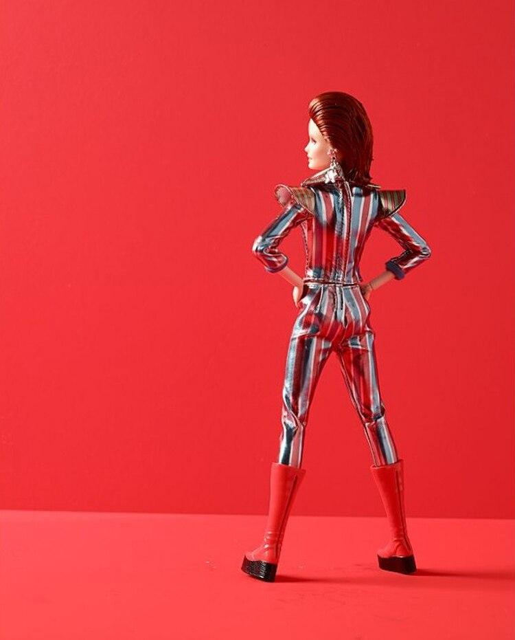 David Bowie saltó a la fama con esta canción (Foto: Mattel)
