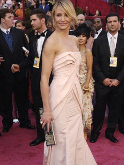 Aunque su presencia en la alfombra roja era muy esperada nunca ganó un Oscar (AP 162)