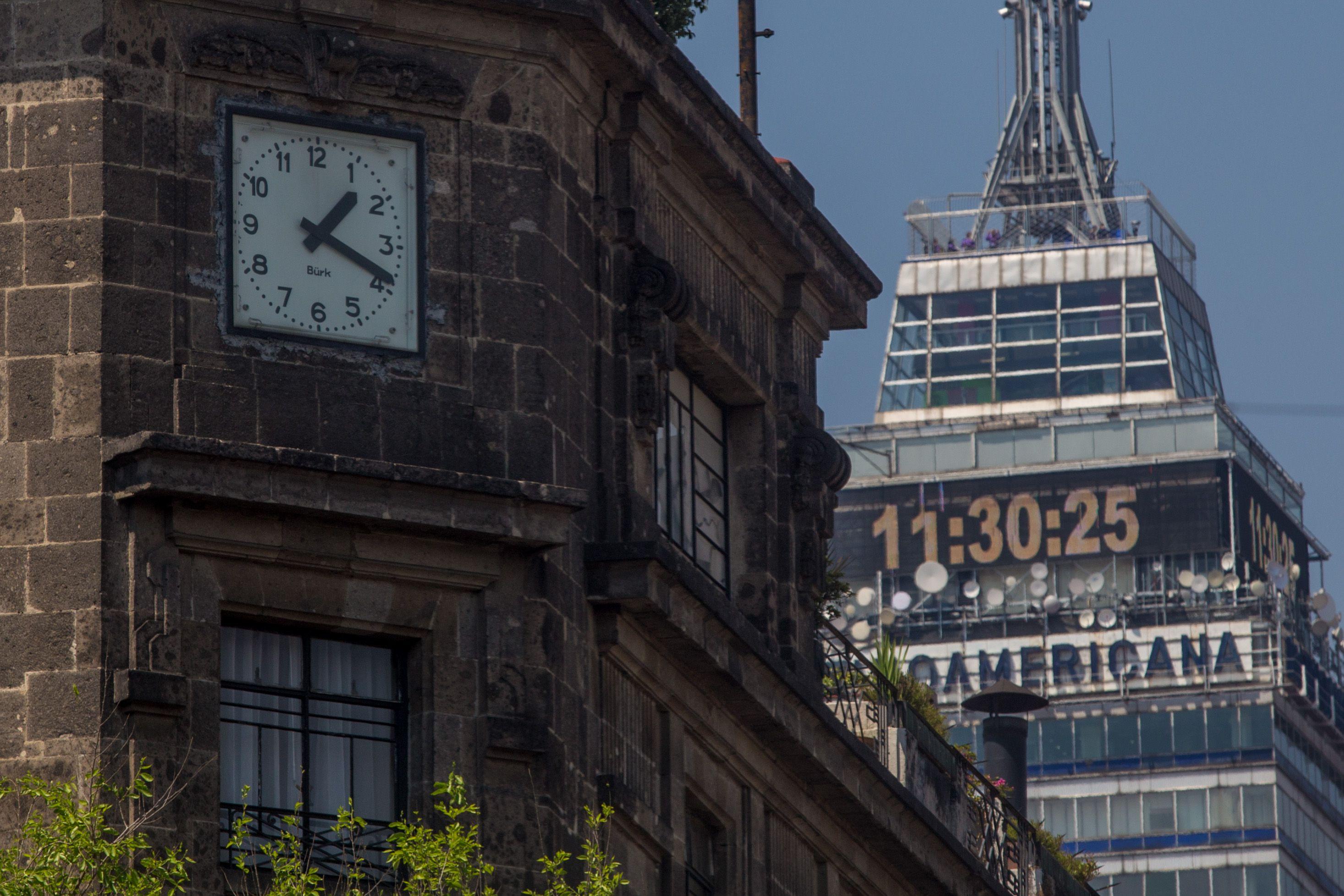 El próximo 4 de abril millones de mexicanos deberán adelantar su reloj debido a la entrada del horario de verano (FOTO: TERCERO DÍAZ /Cuartoscuro)