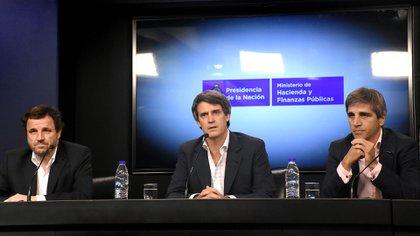 El plan del nuevo equipo económico genera un cambio de expectativas para el año próximo Nicolas Stulberg 162