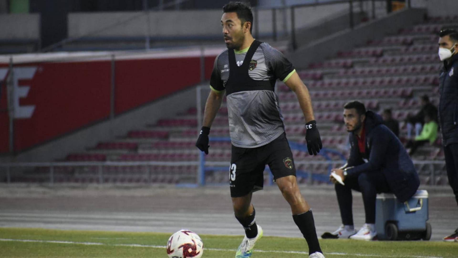 Marco Fabián (Foto: Cortesía/ Juárez FC)