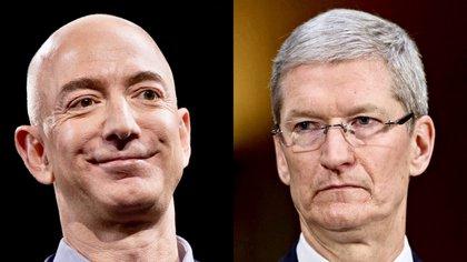 Tim Cook podría perder el título de CEO de la compañía más valiosa del mundo muy pronto