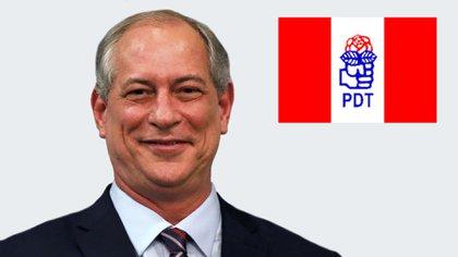 Ciro Gomes, candidato del PDT