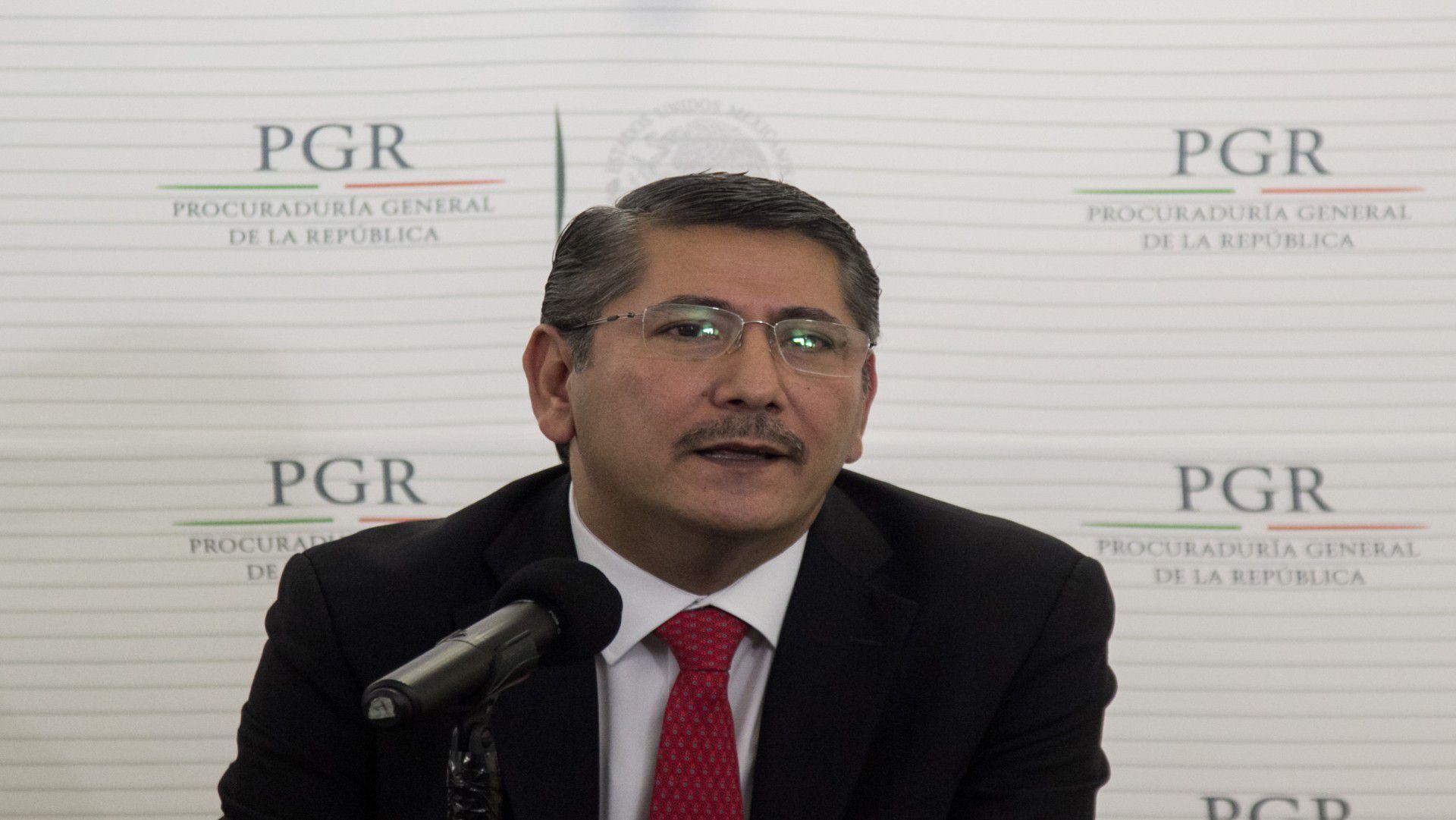 Alfredo Higuera Bernal se desempeño durante dos años como titular de la Oficina de Investigación del Caso Ayotzinapa (Foto: Cuartoscuro)