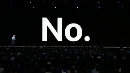 Craig Federighi, vicepresidente de ingeniería de software en Apple dejó en claro que no hay planes de que iOS y macOS se unan en una misma plataforma
