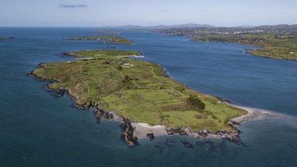 En Irlanda se vendió de forma virtual, una lujosa isla privada de 63.5 hectáreas (Private Islands Inc.)