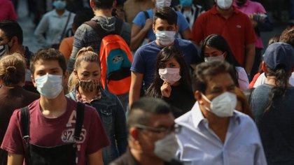 El Congreso local aprobó el decreto para hacer obligatorio el uso de cubrebocas en Chihuahua (Foto: Cuartoscuro)