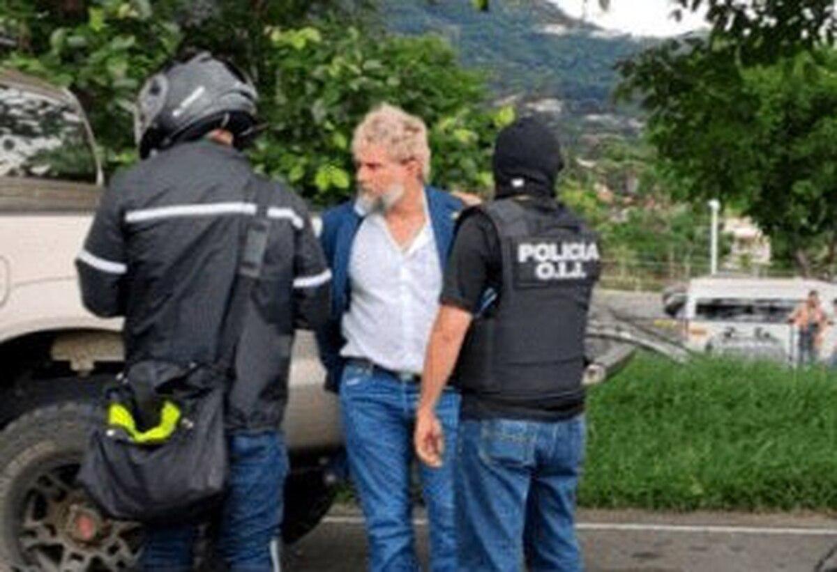 """Así arrestaron al """"M-1"""", líder de """"Los Moreco"""", aliados del Cártel de Sinaloa en Costa Rica"""