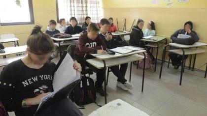 Durante las etapas iniciales, primarias y secundarias de la educación se debe trabajar sobre el control emocional. Foto: Fernando Calzada.
