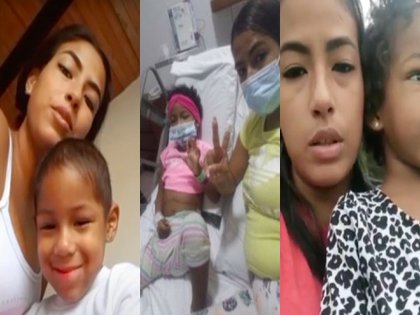 La historia de Ariadna, una pequeña de 3 años que requiere ayuda para costear un tratamiento contra el cáncer en Estados Unidos