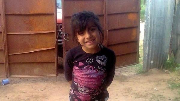 Camila Borda tenía 11 años