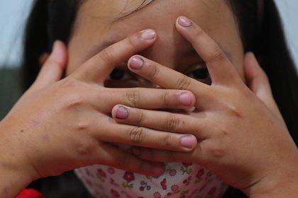 """""""En ocasiones dan ganas de rendirse, pero hay que seguir"""", explica Josefina (Foto: EFE)"""