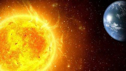 Las condiciones en la superficie de KOI-456.04 podrían ser similares a las de la Tierra, siempre que su atmósfera no sea demasiado masiva y distinta de la terrestre (NASA)