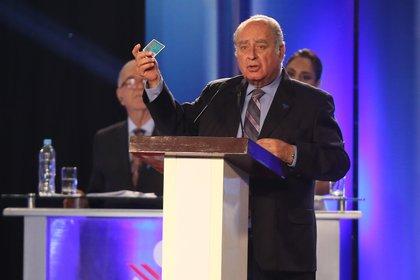 El primer ministro peruano Ántero Flores
