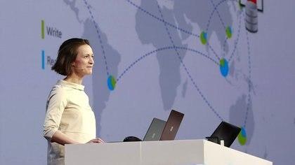 Rimma Nehme, gerente de Producto de Azure