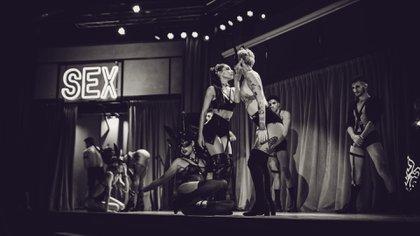 """Sex"", la obra dirigida por Muscari."