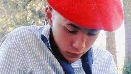 Lucas Verón fue asesinado tras una persecución policial mientras iba en moto junto a un amigo a comprar a un quiosco