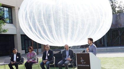 Sergey Brin anuncia el convenio con Indonesia por el Proyecto Loon Google 162