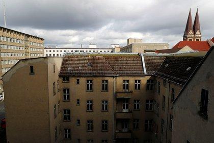 El recinto del antiguo Ministerio de Seguridad del Estado de Alemania Oriental en Berlín, Alemania (REUTERS/Fabrizio Bensch)