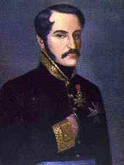 Juan de San Martín, el  padre del Libertador.
