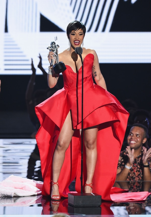 Cardi B (Theo Wargo/Getty Images/AFP)