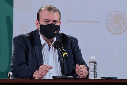 Este domingo, la Secretaría de Salud informó sobre el avance de la enfermedad de COVID-19 en México (Foto: EFE /  Presidencia de México)