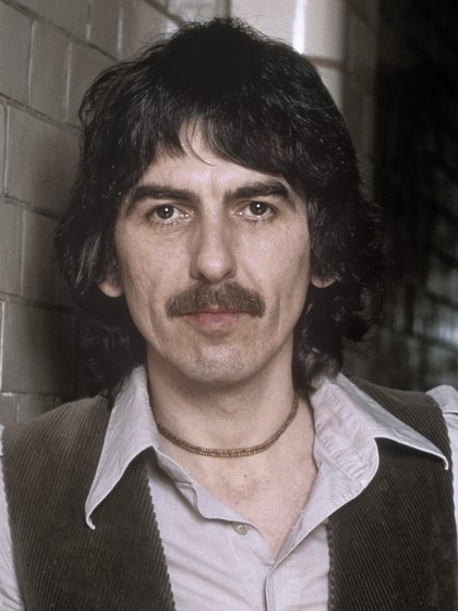 Retrato de George Harrison. EFE/Archivo