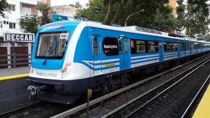 La medida también beneficia a los usuarios del tren.