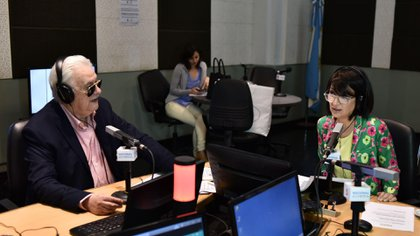 El regreso de María Laura Santillán a la radio