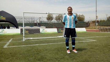 El reconocido futbolista Silvio Velo fue uno de los convocados