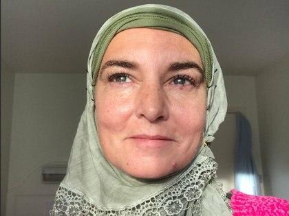 Sinead O'Connor se convirtió al Islam