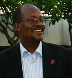 17/05/2020 El presidente de Tanzania, John Magufuli POLITICA AFRICA TANZANIA INTERNACIONAL EMBAJADA DE EEUU EN TANZANIA
