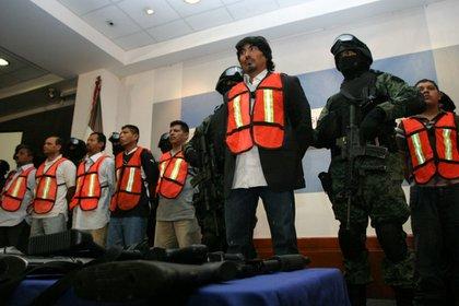 Gerardo Álvarez Vázquez también era buscado por el gobierno de Estados Unidos (Foto: Cuartoscuro)