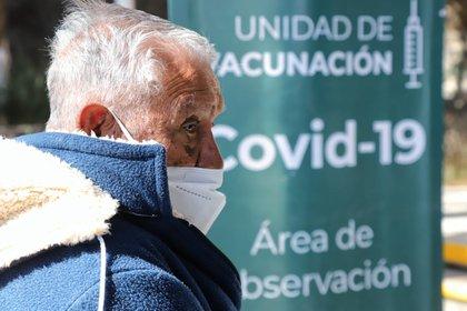 Vacunación contra COVID-19 a adultos mayores en Ecatepec comenzará este 22 de febrero (Foto: Gobierno de la Ciudad de México)
