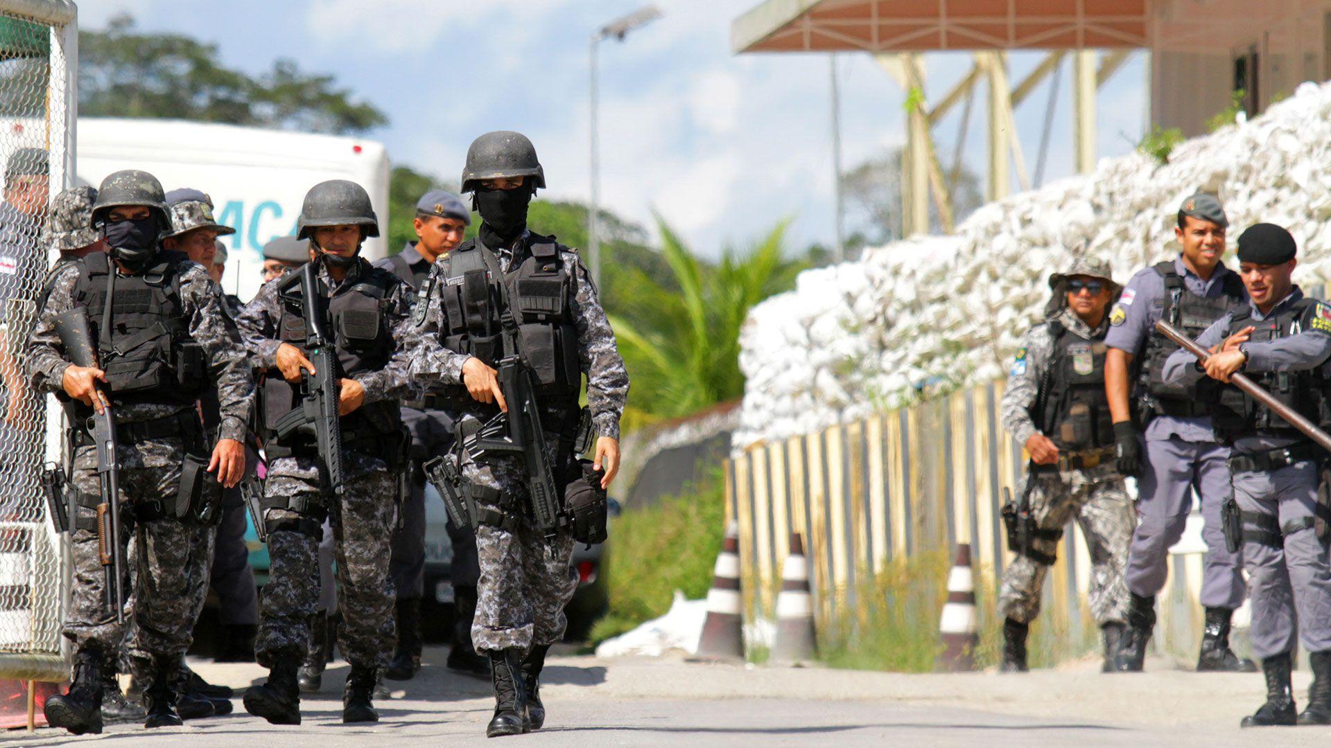 Las autoridades indicaron que las muertes fueron por asfixia (Reuters)