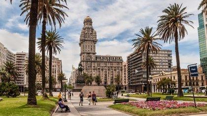 El sismo se sintió en varias partes de la capital uruguaya (Shutterstock)