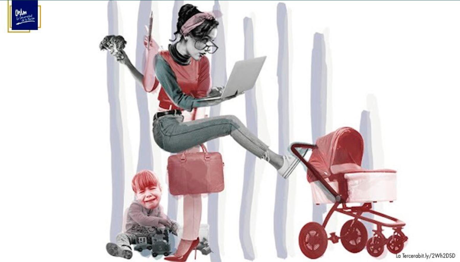 ¿Feliz Día de la madre? la carga excesiva de las mujeres en el hogar sigue sin ser equitativa: especialistas de la UNAM  - Infobae